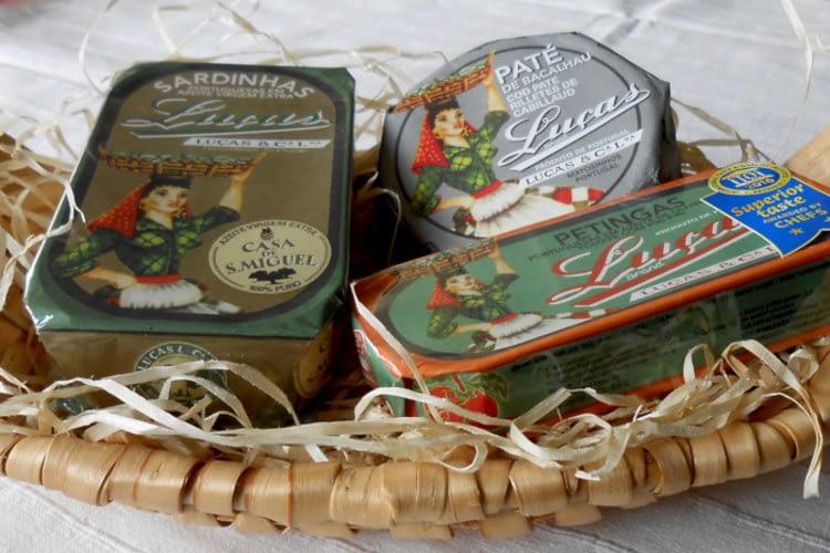 conservas portuguesas