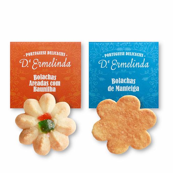 Cabaz Bolachas de Manteiga Dona Ermelinda