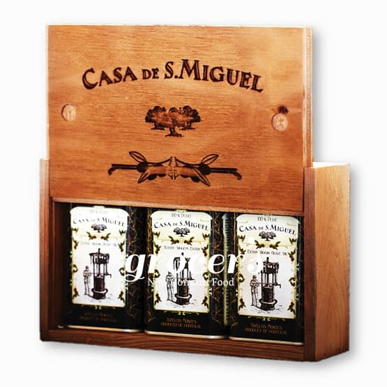 Cabaz de Azeite Casa de S. Miguel