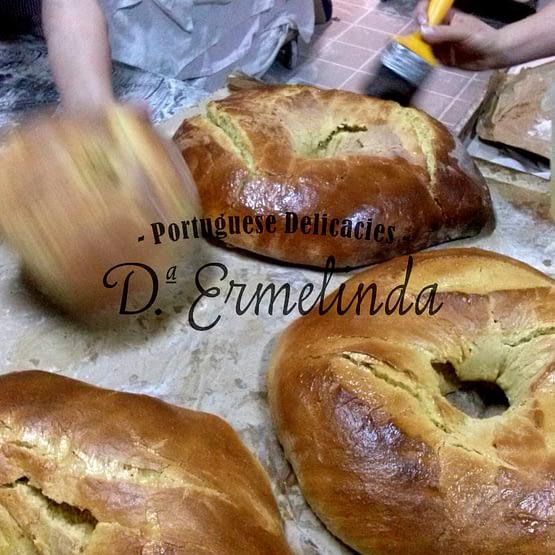 Pão Doce Dona Ermelinda