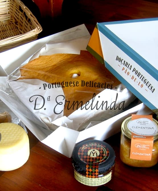 Pão de Ló Tradicional Dona Ermelinda